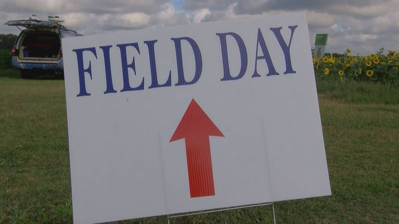 A rescheduled date for the Field Day event has not been announced.