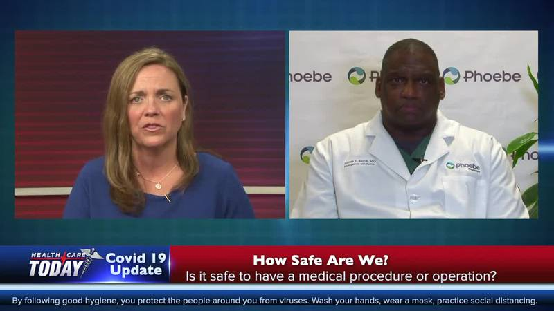 Health Care Today- Healthcare Systems COVID-19 Safety Response
