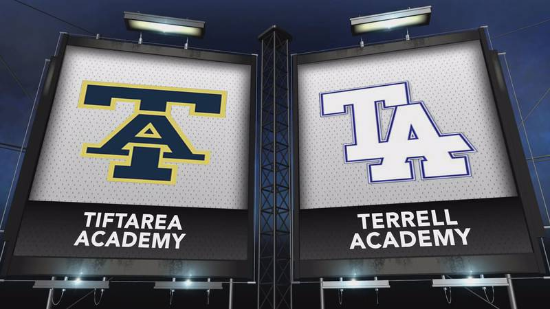 TiftArea hit the road to meet Terrell Academy in this week's Game of the Week