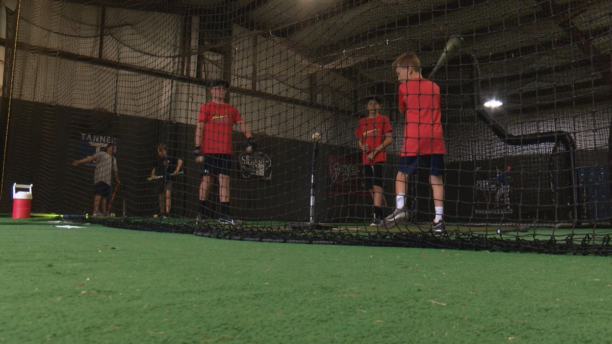 Kids ages five to 12 improved their game and knowledge in a facility that's groomed some of...