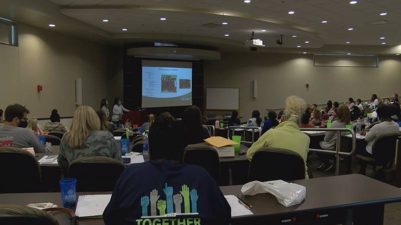 Souther Regional Tech. Holds Orientation for New Nursing Students