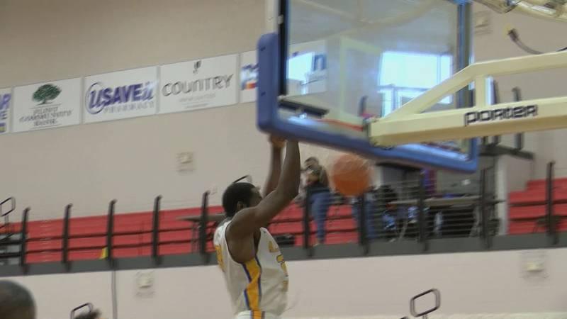 Albany State University Men's Basketball (Source: WALB)