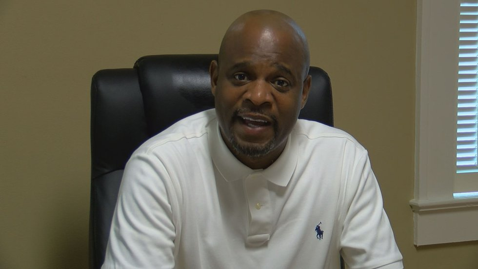 Marvin Laster, the CEO of the Boys & Girls Club of Albany