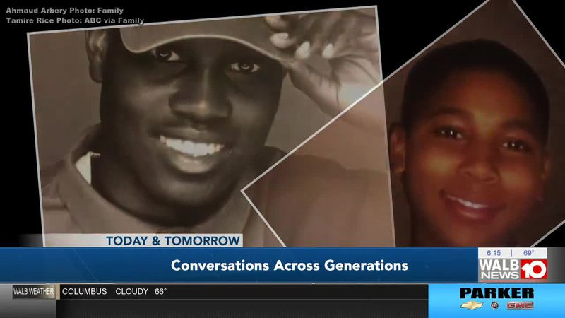 Today and Tomorrow: Conversations Across Generations