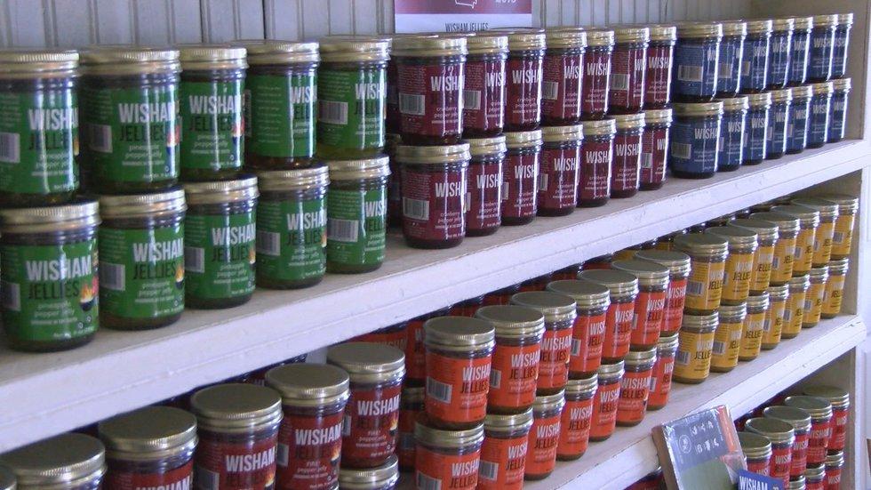 Wisham won the jams and jellies category last year (Source:WALB)