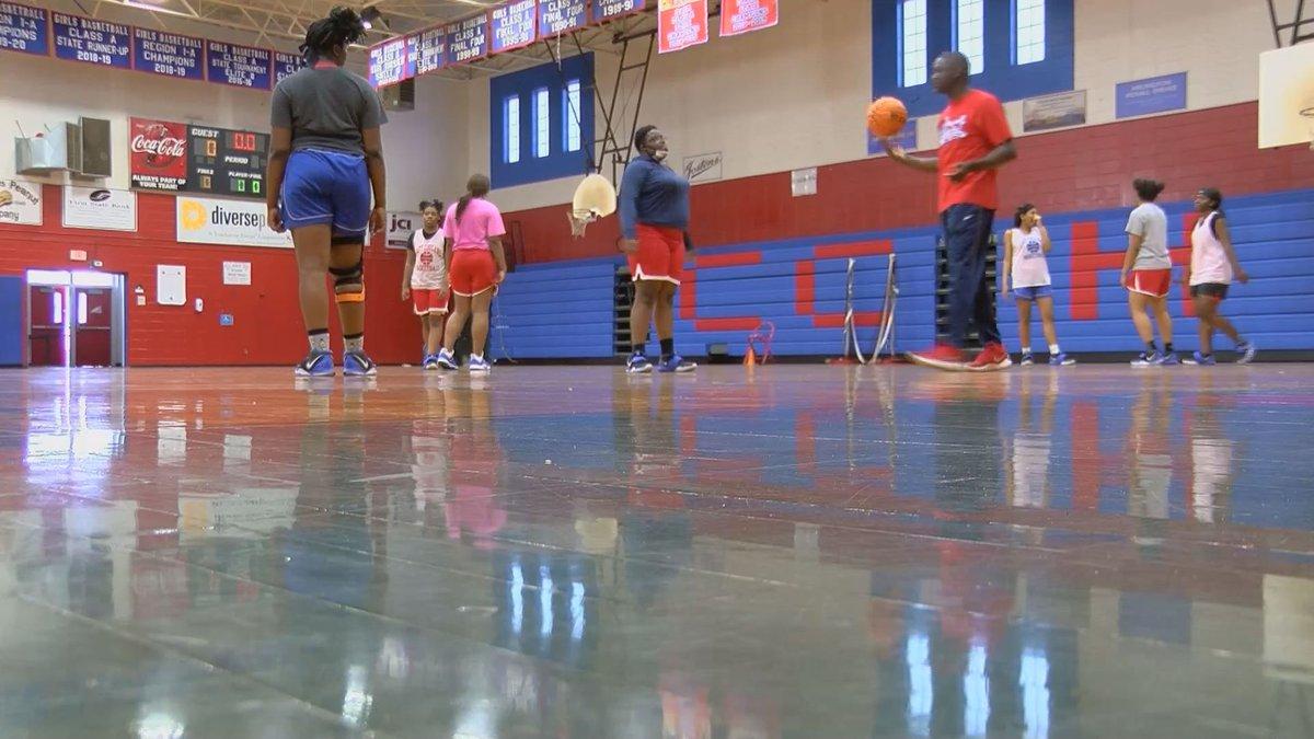 Calhoun County Girl's Basketball ahead of state title game (Source: WALB)