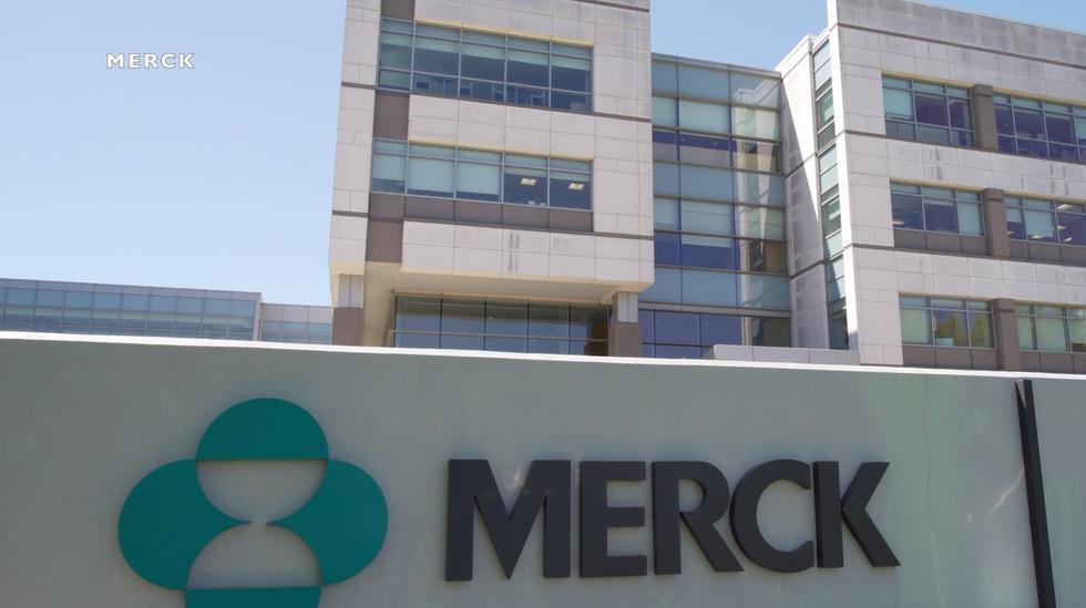 Merck is seeking emergency use authorization from the FDA.