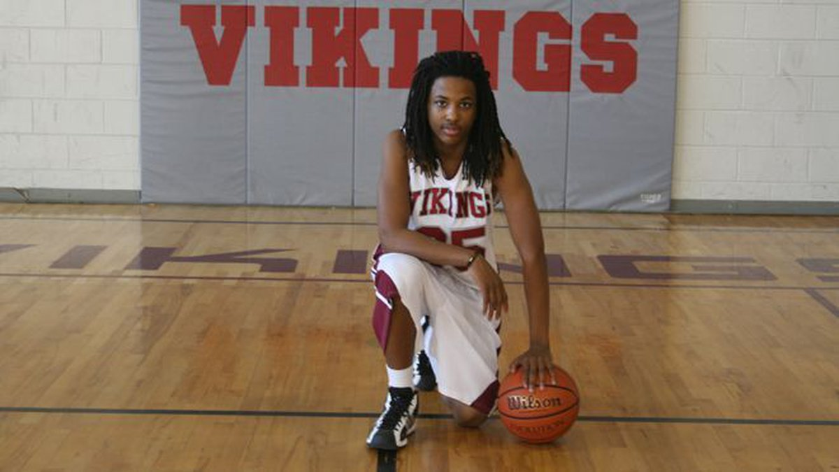 Kendrick Johnson,17, was found dead inside his high school's gym. (FAMILY PHOTO)