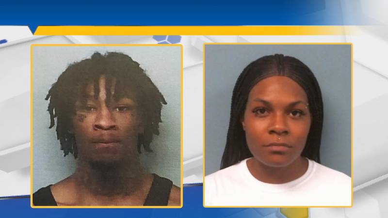 23-year-old Tadarious McCutcheon and 29-year-old Brittany Temple have been charged with armed...