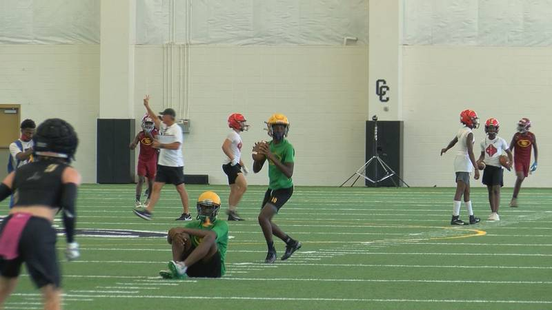 Colquitt County Hosts 7-on-7 Championship