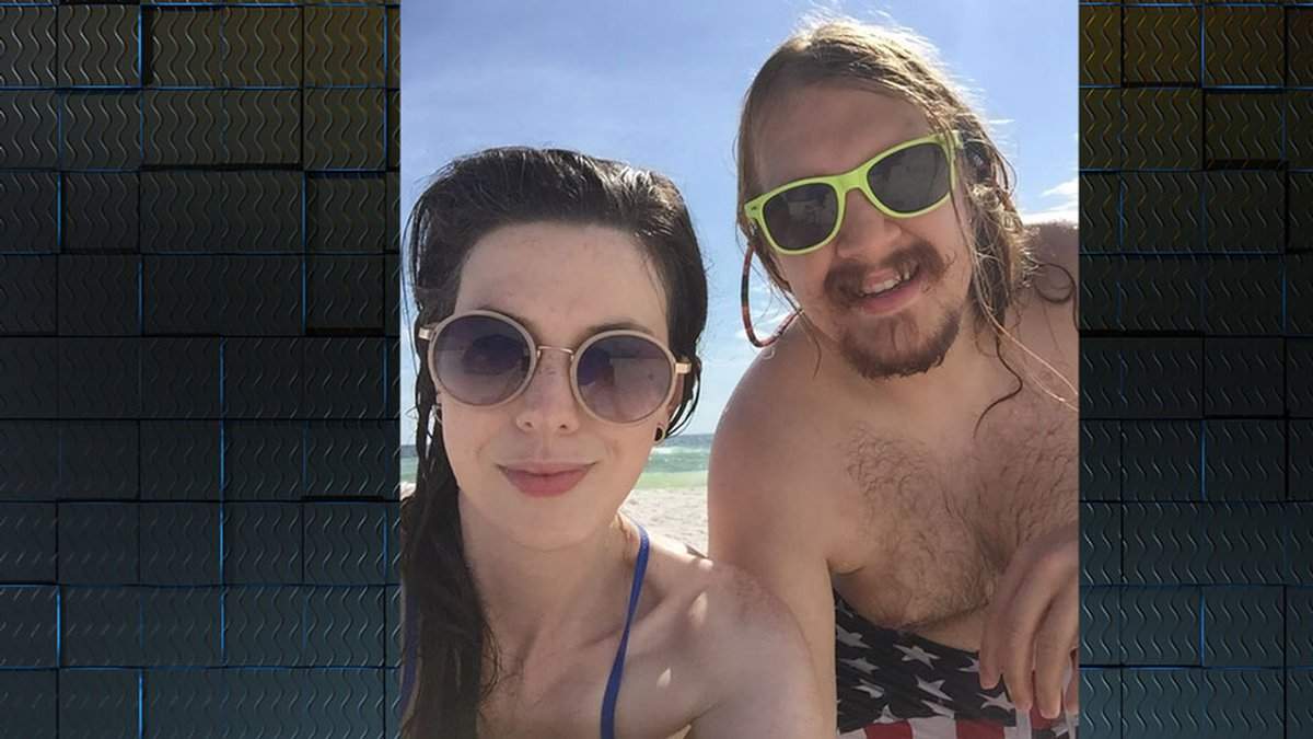 Taylor Mixon and her husband Alex