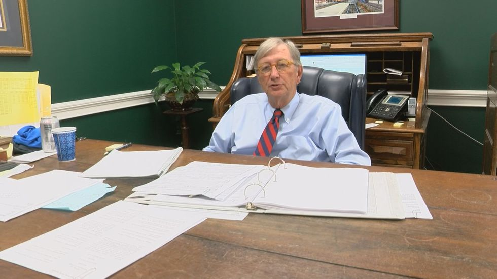 Tommy Coleman is the city attorney for Cordele.