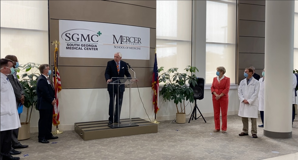 SGMC partners with Mercer to offer residency programs.