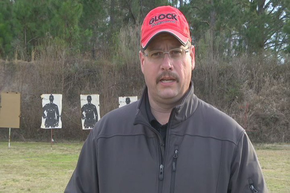 Lee County Sheriff's Colonel Chris Owens