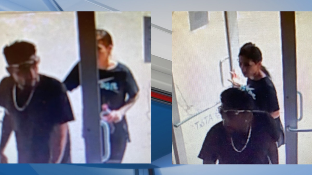 AT&T shoplifting suspects