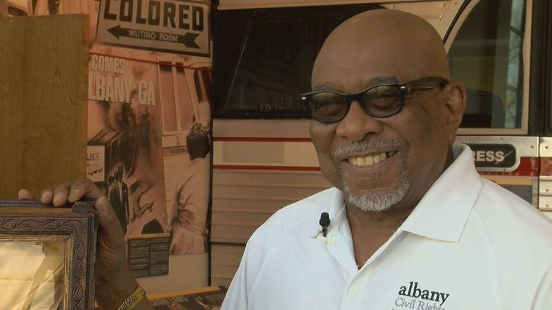 Frank Wilson, Executive Director, Albany Civil Rights Institute (Source: WALB)