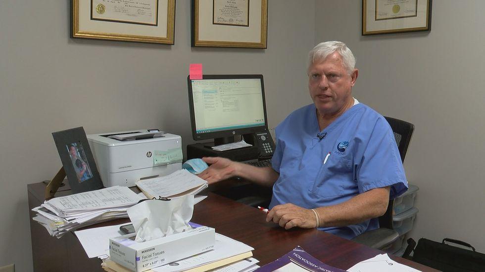 Dr. Nick Carden, Clinical Psychologist