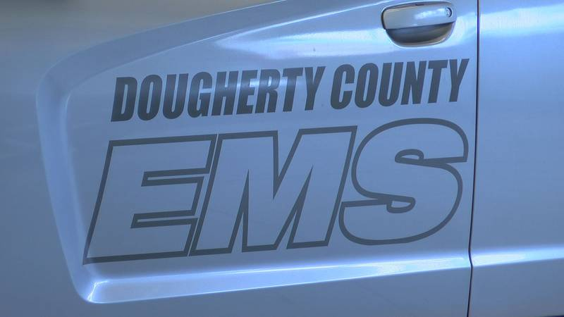 Dougherty County EMS is encouraging residents to get the vaccine to help decrease COVID-19...