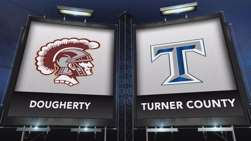 Dougherty and Turner County met in this week's Game of the Week