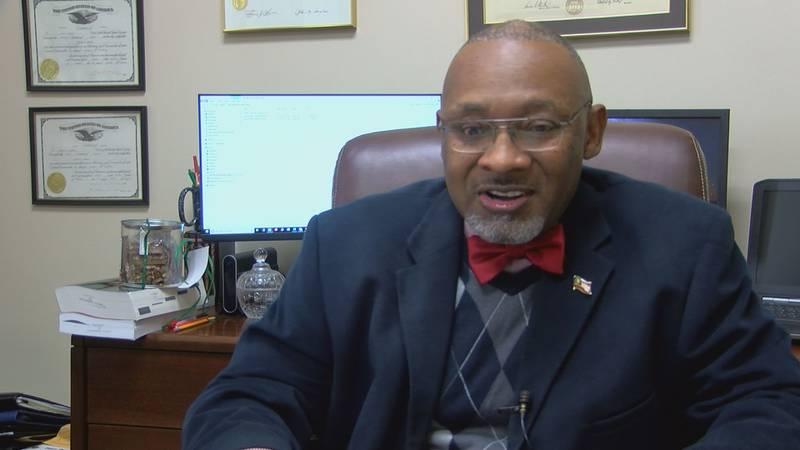 Dougherty District Attorney Greg Edwards.