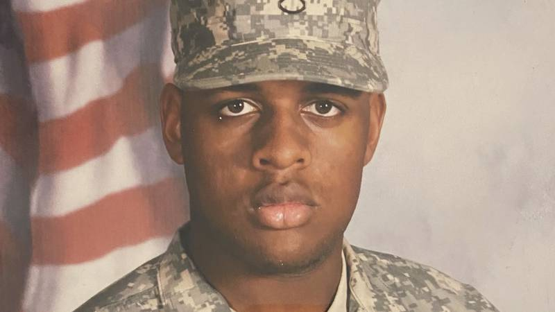 X'xavier Ward joined the Army after he graduated from Monroe High School in 2010.