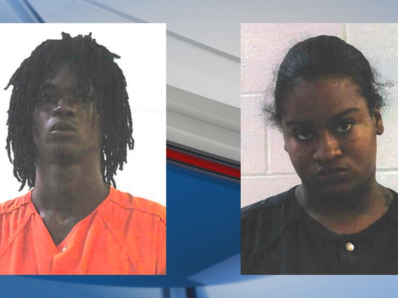 Cornelius Reyshawn Wallace Murray, 19, and Natajah Sincere Culpepper, 18, charged in Perry...