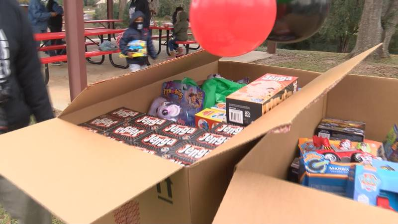 NAACP hosts toy drive with Black Voters Matter