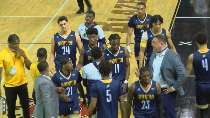 Georgia Southwestern Men's Basketball at the NCAA DII South Regional Tournament (Source: WALB)