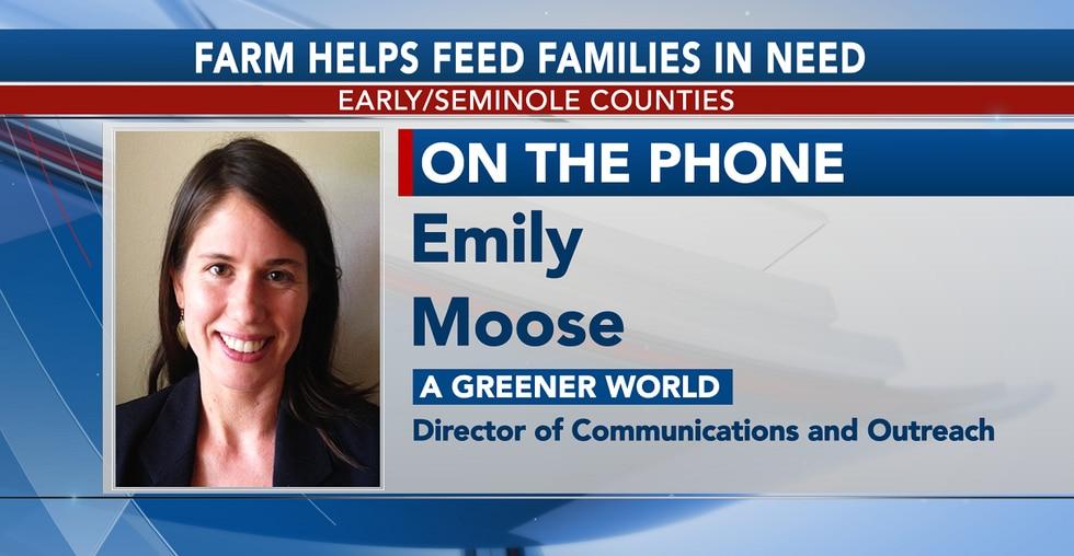 Emily Moose, A Greener World