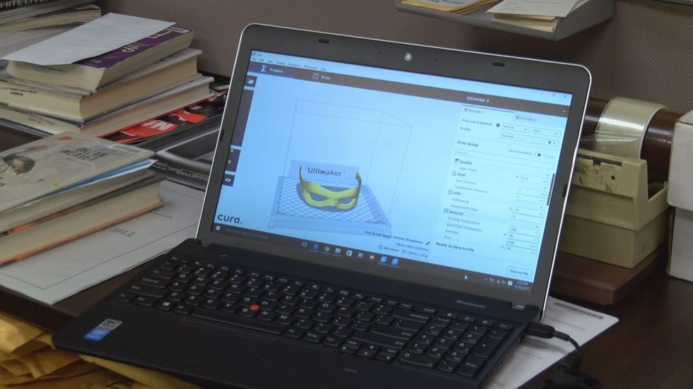 Some sites offer 3D object files for free (Source: WALB)