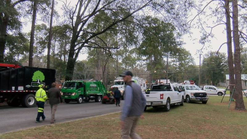 On December 10th, the city will meet up for another cleanup.