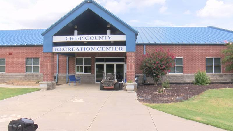 The back-to-school bash will happen at Crisp County Recreation Center.
