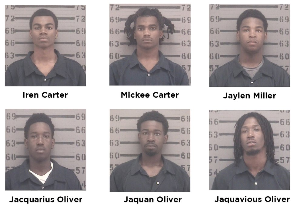 Suspects arrested in a West Broad Avenue homicide. (Source: Albany Police Department)