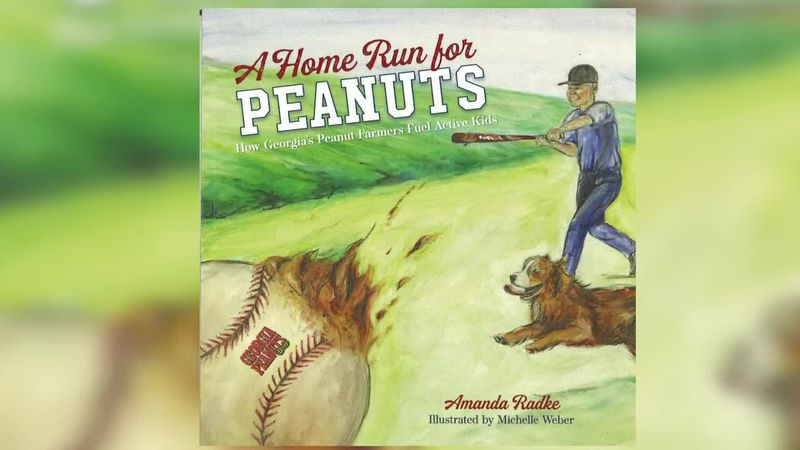 Proud to be a Farmer - Homerun for Peanuts