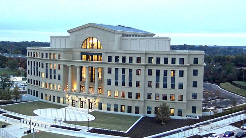 Georgia's new Supreme Court Building