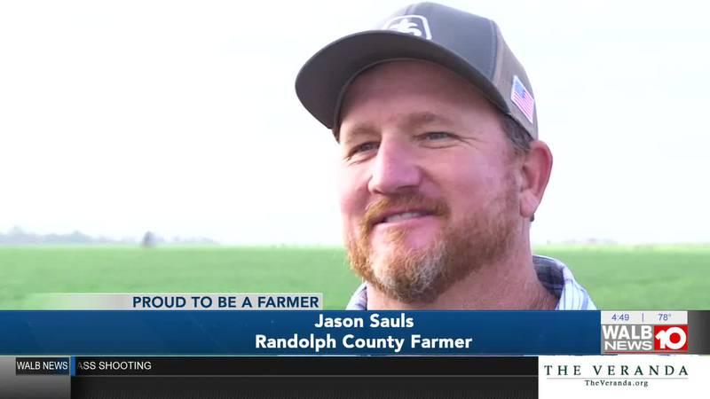Proud to be a Farmer - Jason Sauls