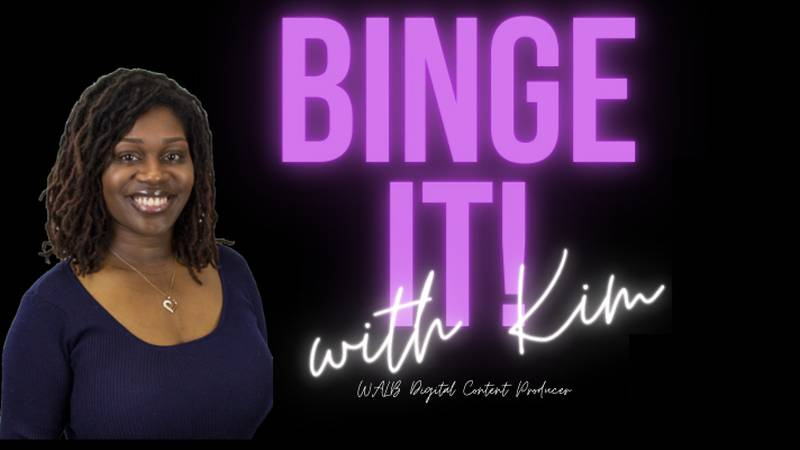 """WALB's Digital Content Producer Kim McCullough presents """"BINGE IT!"""""""