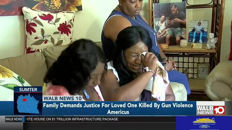 Family demands justice for loved one killed by gun violence