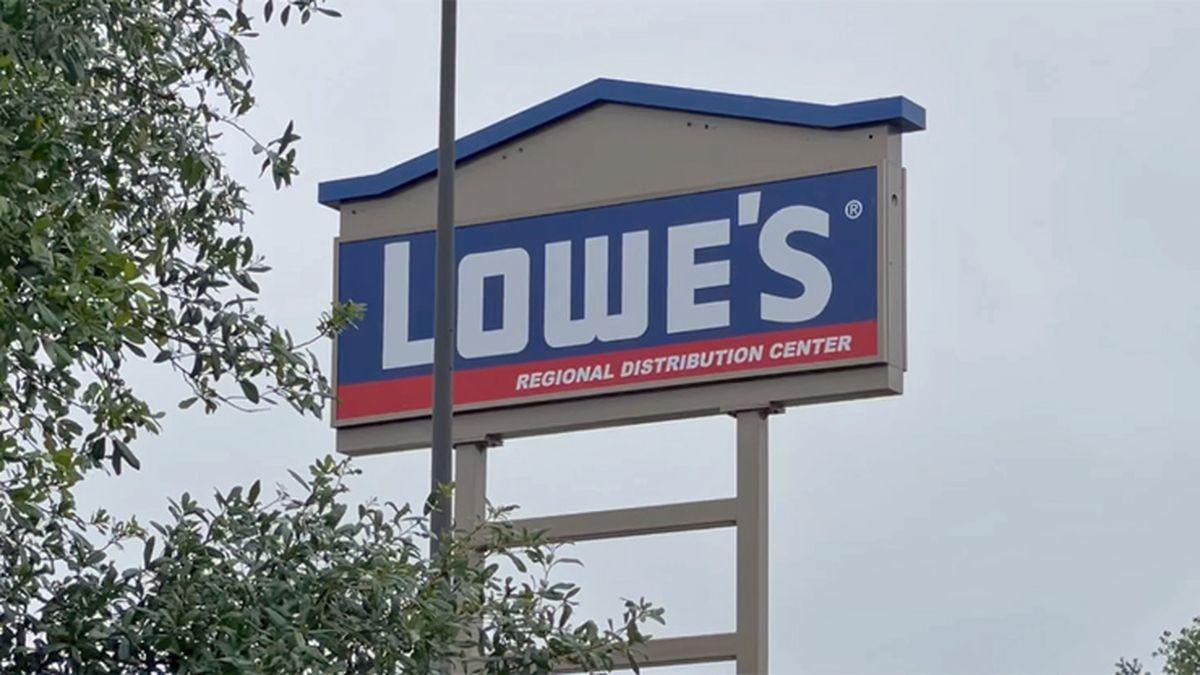 Lowes Distribution Center, Valdosta