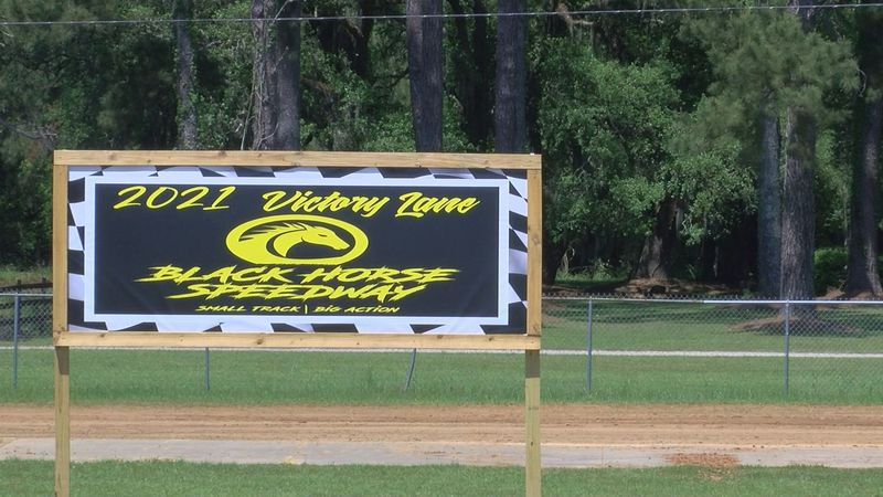Black Horse Speedway prepares for grand opening (Source: WALB)