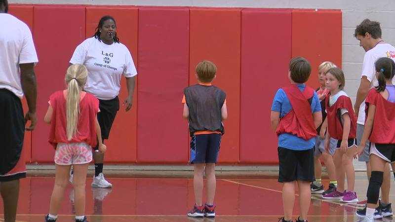 Lea Henry Hosts 36th Camp of Champs