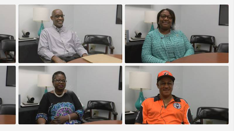Six people hope to replace June Bug Griffin