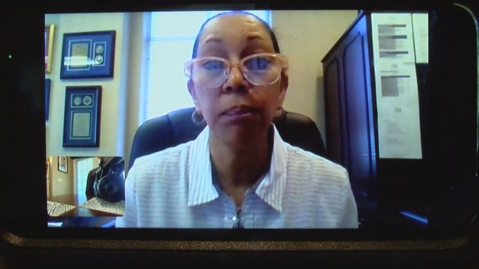 Dr. Angela Peters