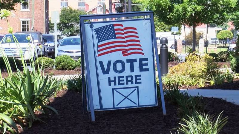 The deadline to register and be eligible to vote in the November General Election is Monday,...