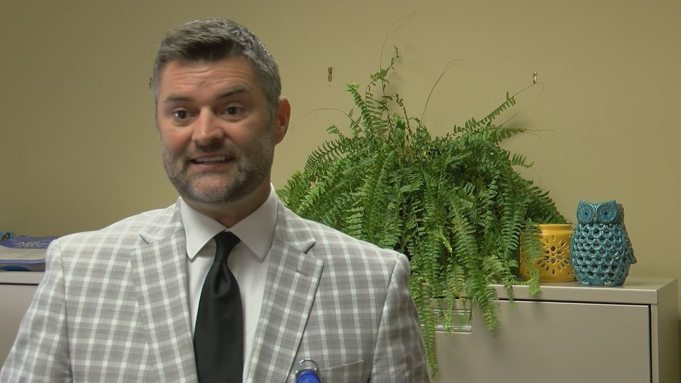 Jason Spears is the organization development specialist for AAPHC.