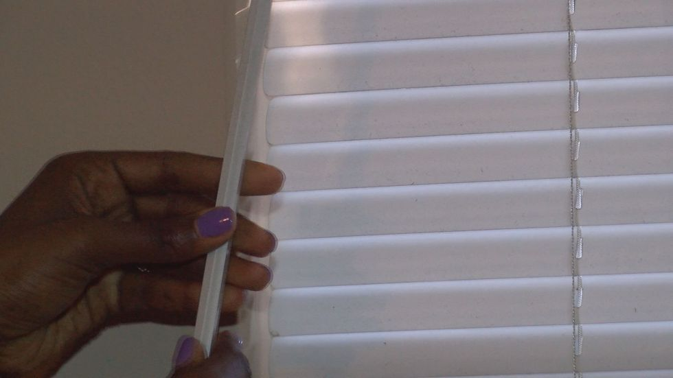 Closing and opening your blinds can help maintain the temperature inside your home (Source: WALB)