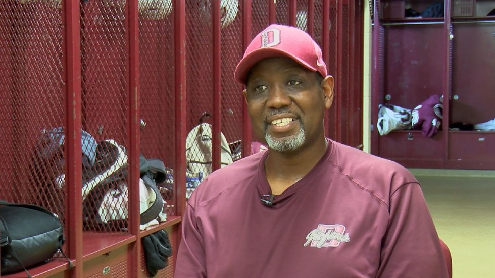 Johnny Gilbert, Dougherty Trojans Head Football Coach