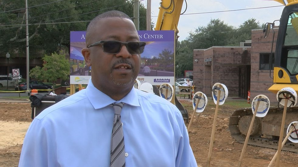 David Hamilton is the transportation director for the City of Albany. He said getting up to the...