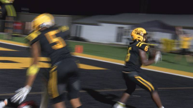 Play of the Week: Worth County Rams
