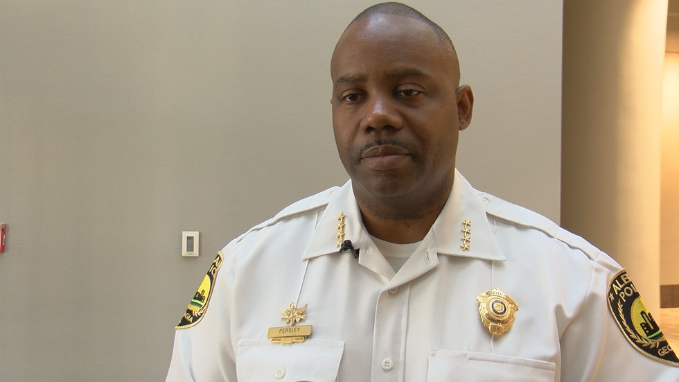 APD Chief Michael Persley.